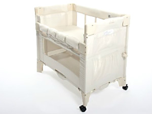 Arm's Reach Co-Sleeper brand Mini Co-Sleeper Bassinet Review