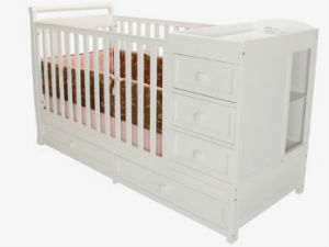 Athena Daphne Convertible Crib and Changer Review
