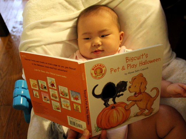 Biscuit's Pet and Play Halloween by Alyssa Satin Capucilli