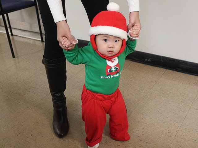 cute baby christmas outfit