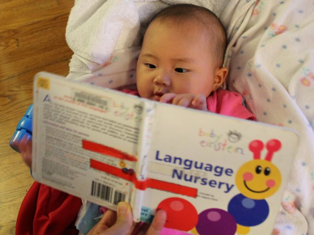 Language Nursery by Julie Aigner-Clark