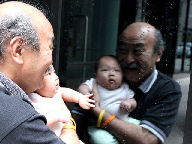 Meeting Grandpa For the First Time - Reflection