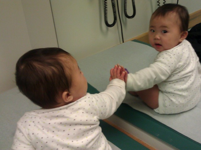 Nine Month Visit to the Pediatrician