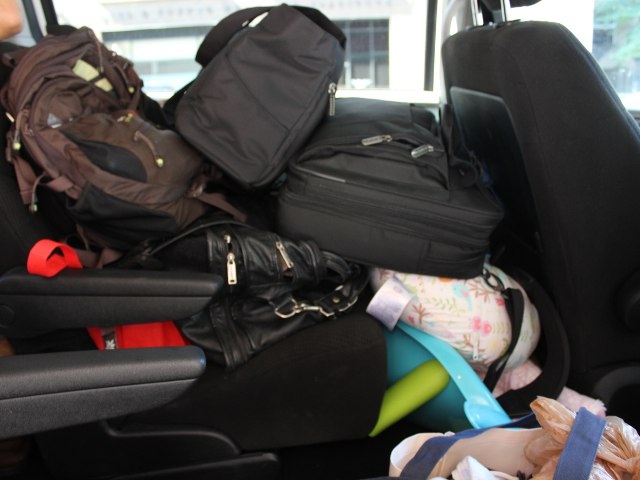 Packing For Baby's First Road Trip