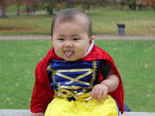 Diy Snow White Costume Infant Your Self