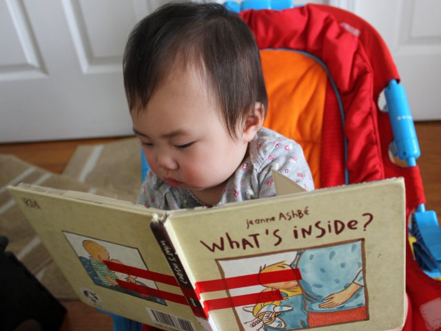 What's Inside by Jeanne Ashbe
