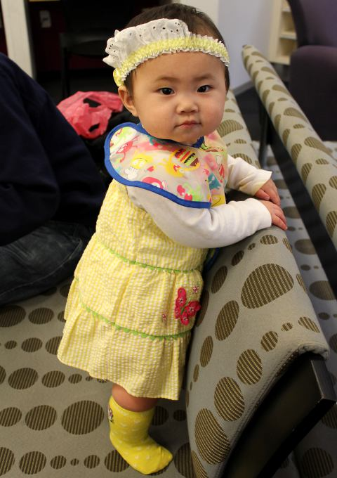 Yellow Dress For Baby